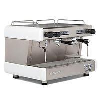 Кофемашина CONTI CC100 Стандарт 2 группы белая