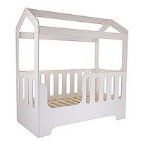 Подростковая кровать домик PITUSO DOMMI Белый J-505 165*85*175 см
