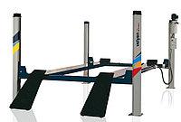 Подъемник четырехстоечный г/п 5000 кг. платформы для сход-развала Velyen 4ED0600