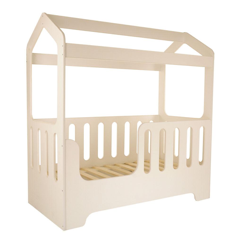 Подростковая кровать домик PITUSO DOMMI Ваниль J-505 165*850*175 см