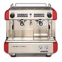 Кофемашина CONTI CC100 Compact TC 2 группы красная, фото 1
