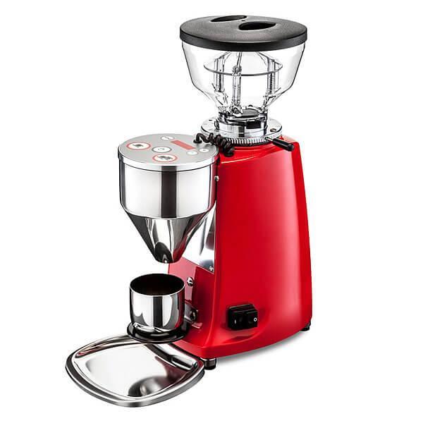 Кофемолка Mazzer Mini Electronic FILTERCOFFEE Red