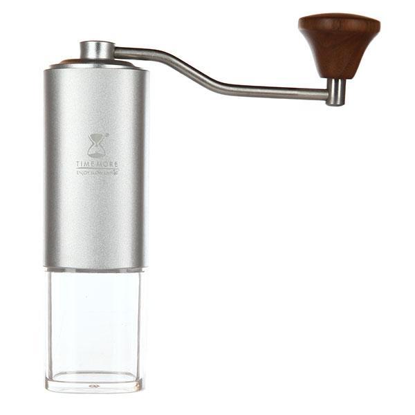 Кофемолка Timemore Chestnut G1s Silver