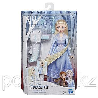Кукла Эльза Disney Frozen / Холодное сердце 2 с аксессуарами для волос