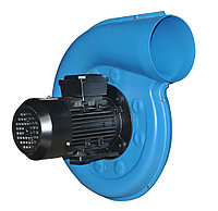 Вентилятор центробежный для вытяжных катушек 1,1 кВт KraftWell KRW-EF-1.1