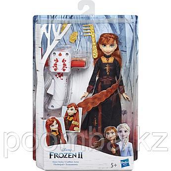 Кукла Анна Disney Frozen / Холодное сердце 2 с аксессуарами для волос
