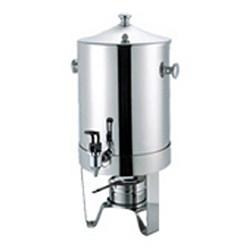 Диспенсер для кофе с подогревом,300х245х445мм, s/s
