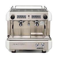 Кофемашина Conti CC100 Compact TC 2 группы белый, фото 1