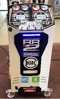 Станция автоматическая для обслуживания систем кондиционирования TopAuto RR2 DUAL GAS