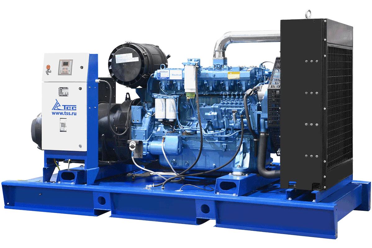 Дизельный генератор ТСС АД-250С-Т400-1РМ9