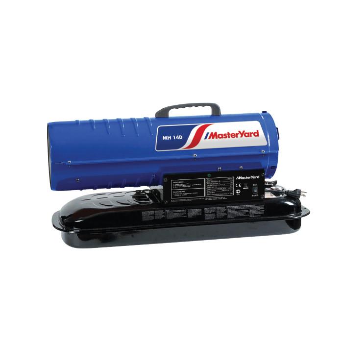 Нагреватель дизельный MasterYard MH 14D, прямой нагрев