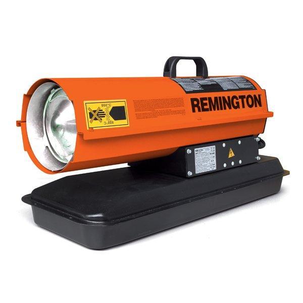 Нагреватель дизельный Remington REM8CEL, прямой нагрев
