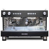 Кофемашина Ascaso Barista T zero двухгруппная, черная, фото 1