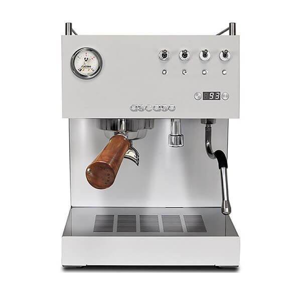Кофемашина Ascaso STEEL DUO/PID одногруппная, белая