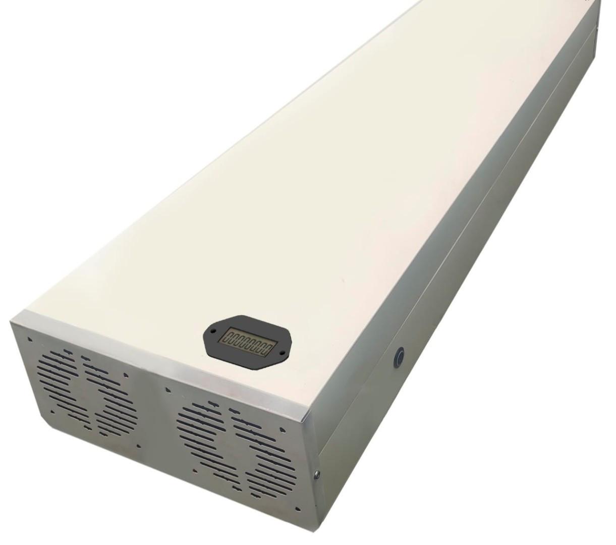 Бактерицидный рециркулятор до 200 м3/ч BioBox РВ-1 4х30