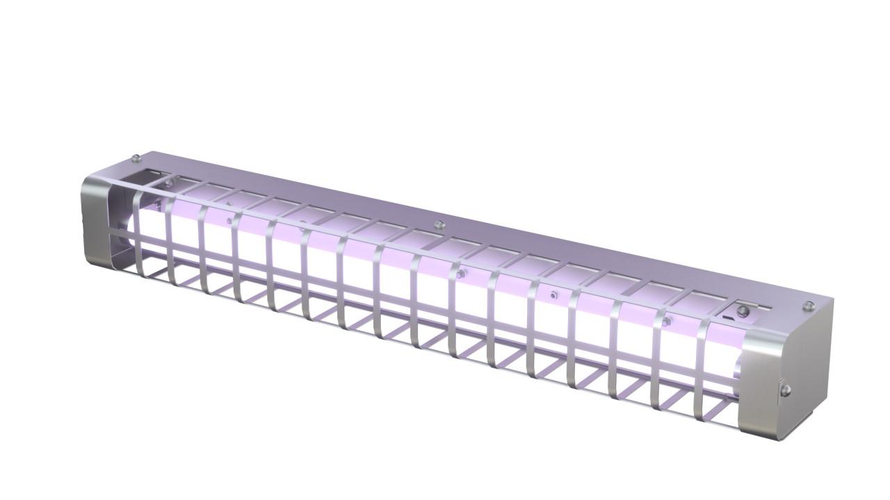 Облучатель бактерицидный прямого излучения Atesy ОБПИ-1-30-02