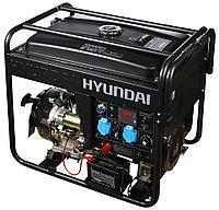 Генератор бензиновый сварочный Hyundai HYW 210AC, фото 1