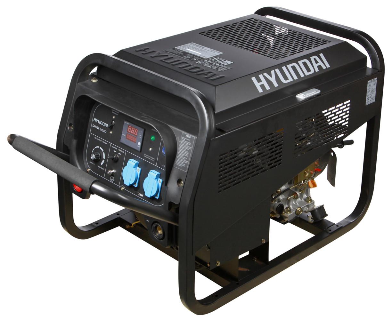 Генератор дизельный сварочный Hyundai DHYW 210AC
