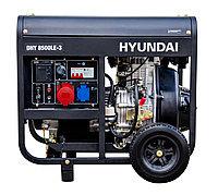 Дизельный генератор Hyundai DHY 8500LE-3, фото 1
