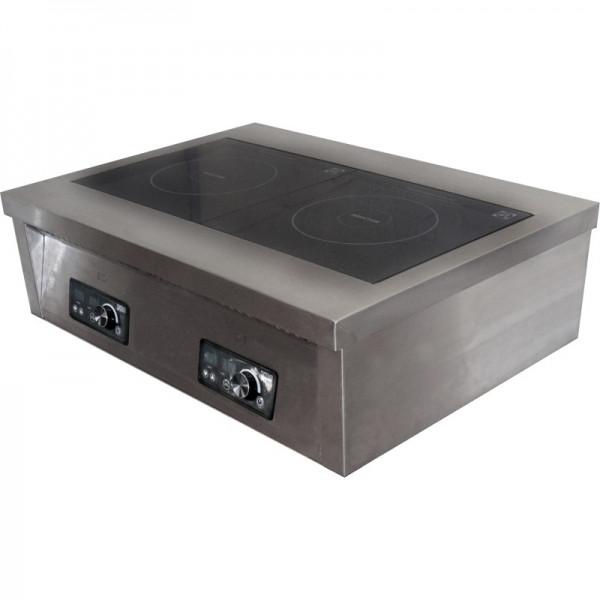 Плита индукционная ЦМИ ПИ-2Н(1х5), 820*600*250