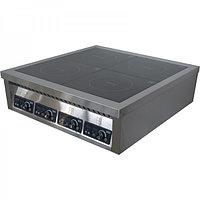 Плита индукционная ЦМИ ПИ-4Н(2х5)