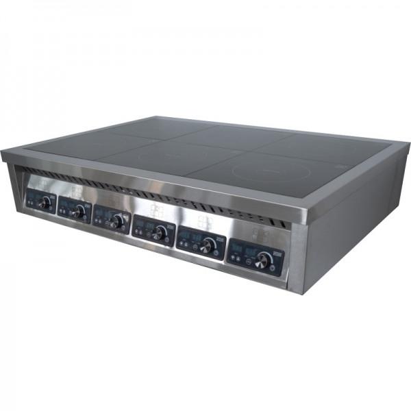Плита индукционная ЦМИ ПИ-6Н(3х5)