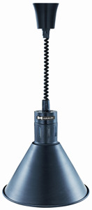 Лампа инфракрасная Hurakan HKN-DL800 ЧЕРН.