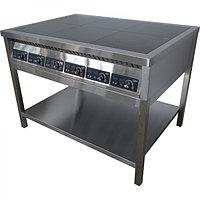 Плита индукционная ЦМИ ПИ-6(2х5)