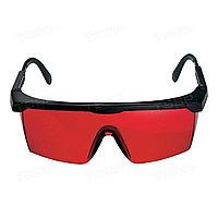 Очки для наблюдения за лазерным лучом (цвет красный) Bosch Professional