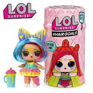 Кукла L.O.L Surprise #Hair Goals в капсуле «Модное перевоплощение» [качественная реплика]