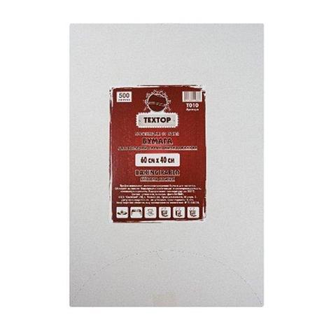 Бумага д/выпечки  в листах 40см х 60 см ТЕХТОР MasterBake 40 White, 500 шт, фото 2
