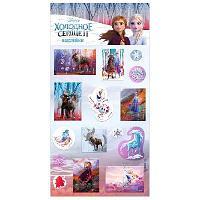 Наклейка декоративная Disney лицензионная Холодное сердце-2 3D 1 95*185 68746