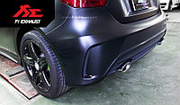 Выхлопная система Fi Exhaust на Mercedes-Benz W176 A250, фото 1