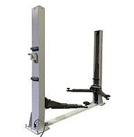Подъемник двухстоечный г/п 4000 кг. электрогидравлический KraftWell KRW4MXL(KRW4MLS)