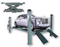 Комплект для сход-развала г/п 5.5 тонн KraftWell KRW5.5WA+KRWJ7P