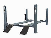 Подъемник четырехстоечный г/п 6500 кг. платформы гладкие KraftWell KRW6.5