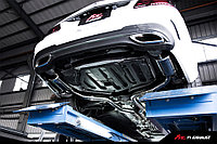 Выхлопная система Fi Exhaust на Mercedes-Benz W212 E400, фото 1