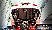 Выхлопная система Fi Exhaust на Mercedes-Benz C207 E350