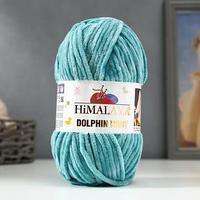 Пряжа 'Dolphin Baby' 100 полиэстер 120м/100гр (80354)