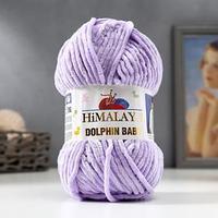 Пряжа 'Dolphin Baby' 100 полиэстер 120м/100гр (80305)