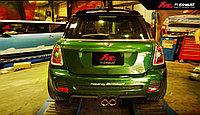 Выхлопная система Fi Exhaust на Mini Cooper S Coupe R58