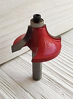 Фреза для ручного фрезера с подшипником, по дереву, 8мм. 805218