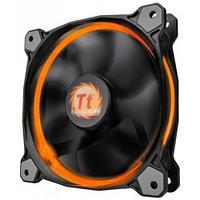 Вентилятор для корпуса Thermaltake Riing 12 LED Orange, CL-F038-PL12OR-A