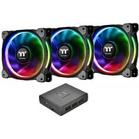 Вентилятор для корпуса Thermaltake Riing Plus 12 RGB TT Premium Edition 3 Pack, CL-F053-PL12SW-A