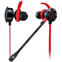 Наушники с микрофоном Tt eSports ISURUS Pro, HT-ISF-ANIBBK-19
