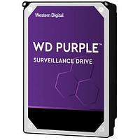 Внутренний жесткий диск HDD 8Tb Western Digital Purple WD82PURZ (3.5 дюйма, SATA, HDD (классические))
