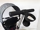 """Велосипед трехколесный детский """"Барс"""" с родительской ручкой и капюшоном, фото 6"""