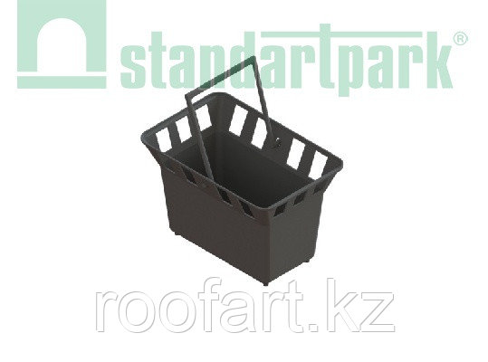 Корзина для дождеприемника ДП–30.30-ПП пластиковая