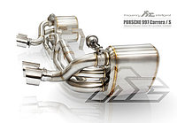 Выхлопная система Fi Exhaust на Porsche 997 Carrera / S