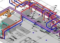 Проектирование систем отопления, вентиляции и кондиционирования ОВиК